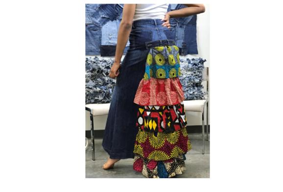 Wakanda Bustle Skirt | Limited Edition