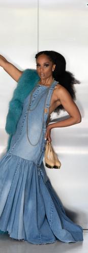 The Savoy Maxi Dress