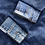 Thumbnail: The JE Black & Blue Wallet