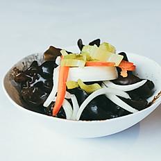 Black Mushroom Salad