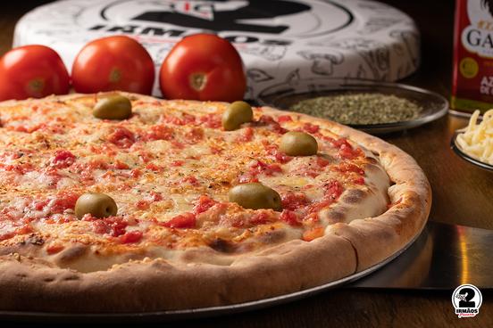 Pizza fechada Pizzaria Dois Irmãos