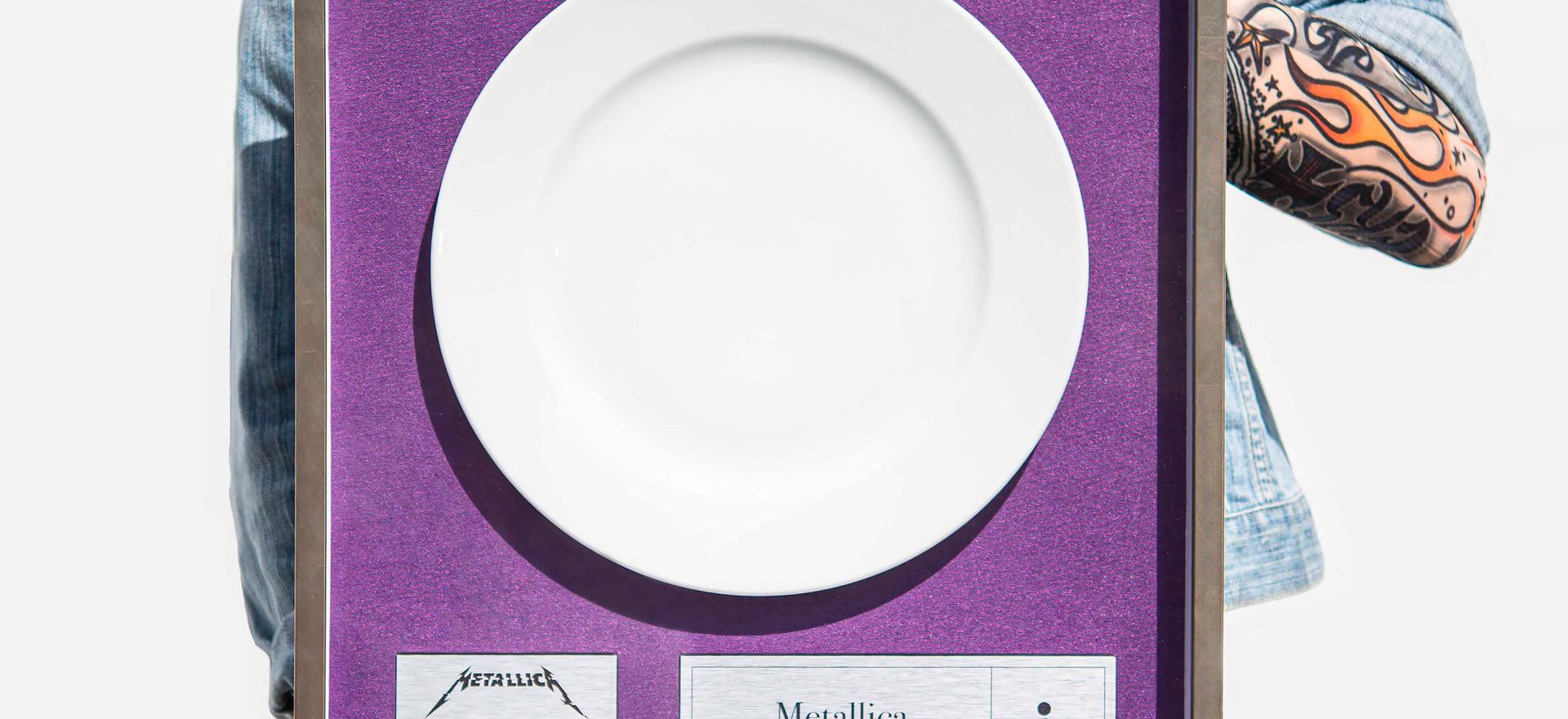 Obedy pro deti/ Metallica