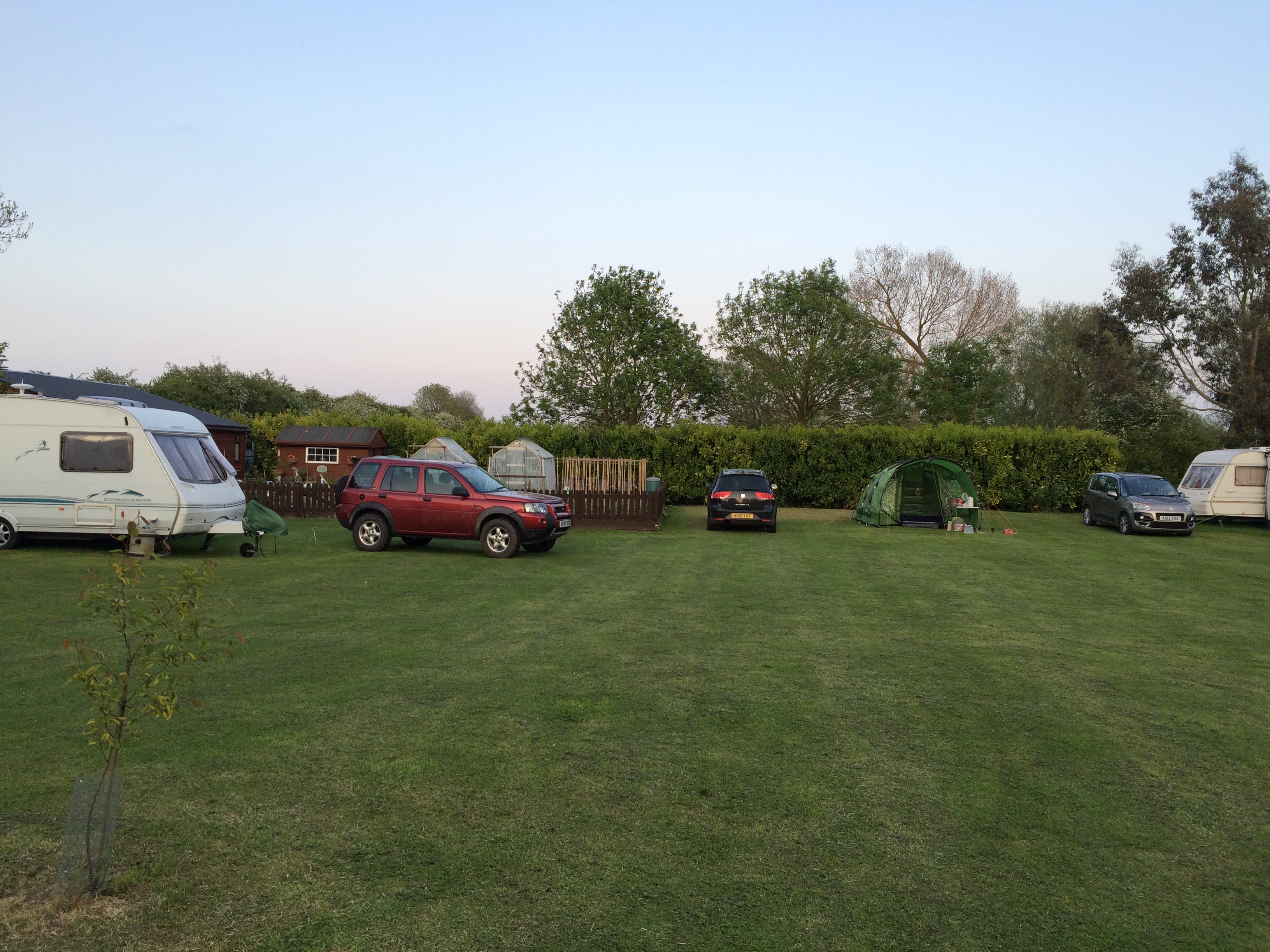 The Limes Campsite Image 10