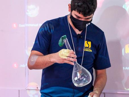 Os gases presentes na atmosfera, como o gás carbônico e o gás oxigênio | Colégio Shalom