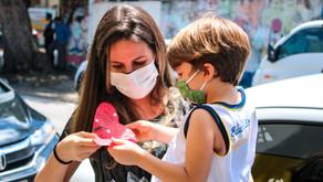 Galeria: Pit Stop do Dia das Mães 2021   Colégio Shalom