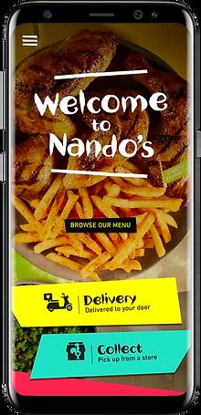 Nando's app