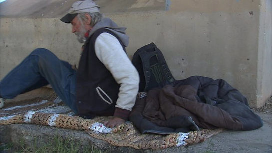 Homeless Sleeping mats.jpg