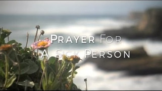 Prayer for a Person