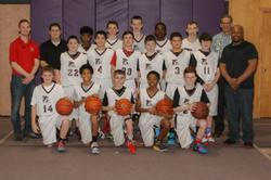 Faith Falcon Boys Basketball