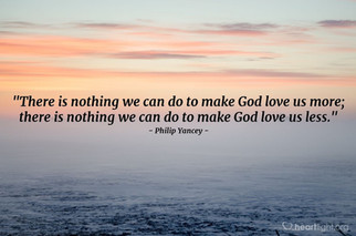 God Loves You, And There Is Nothing You Can Do About It