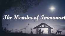 The Wonder of Immanuel