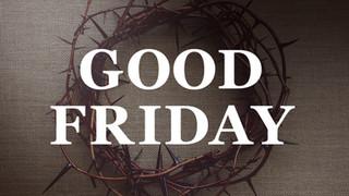 """Good"" Friday"