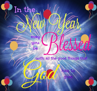 New Year's Blessing