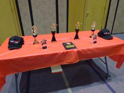 Faith Falcons 2016 Awards
