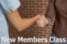 New Membership Training
