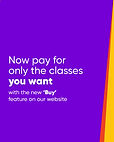 Now you can Buy your Favorite Classes