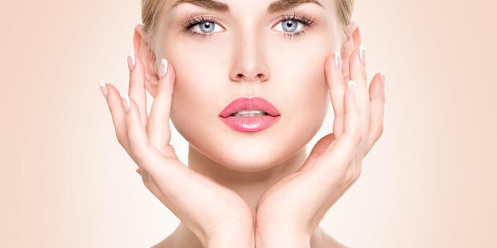 Full Face Permanent Makeup Course Manual $6,550