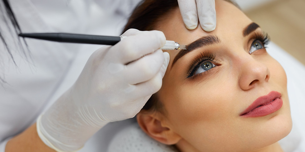 5 Days MILLION AND EYEBROWS Course $6,550