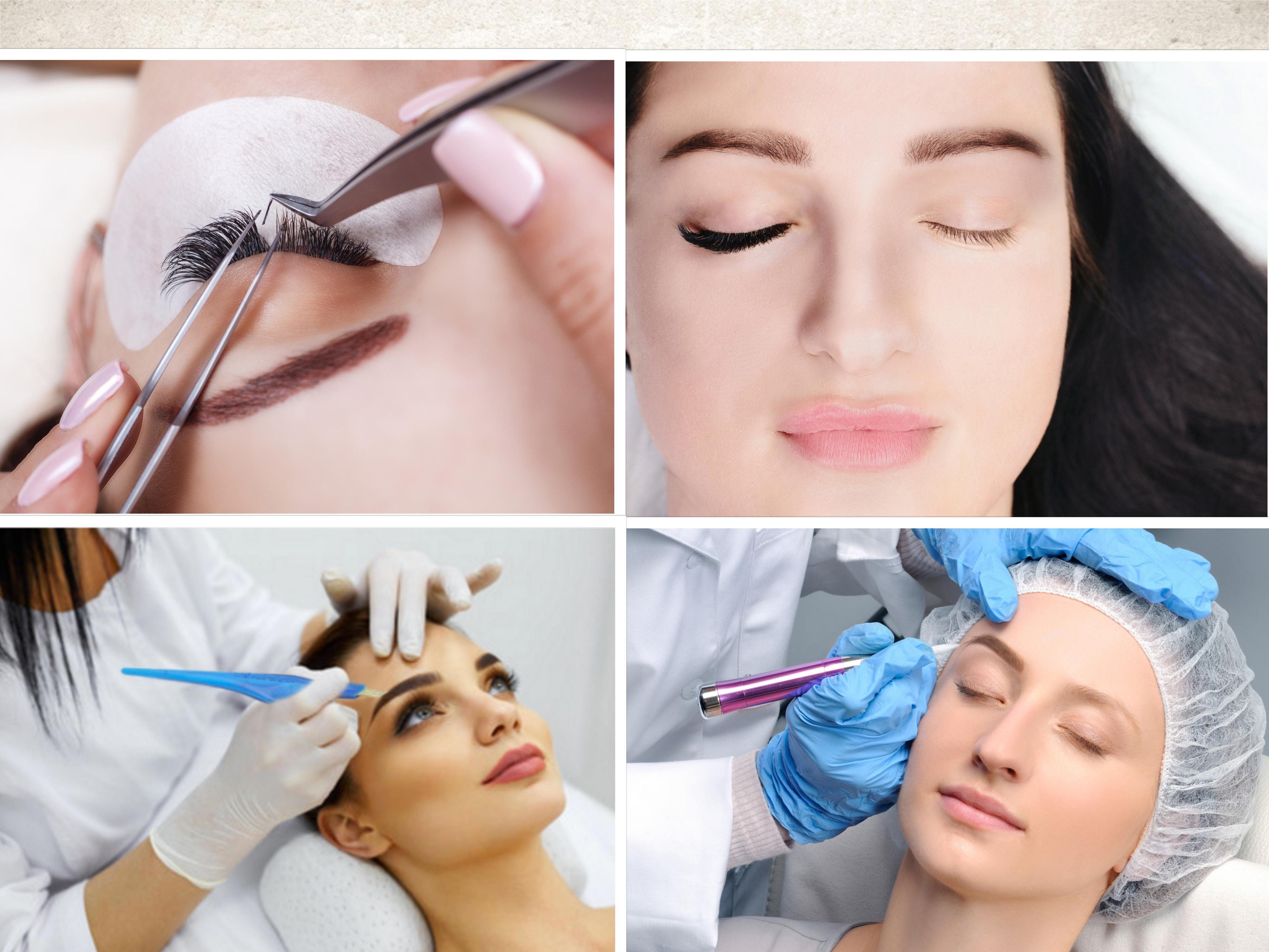 5 Days Chicago Beauty Training (2 days Lash Extension + 3 days Microblading)