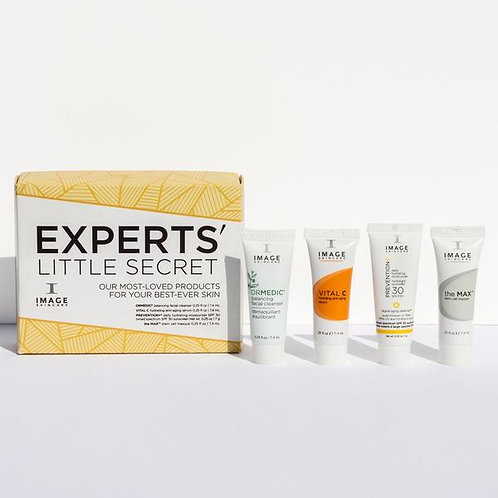 Experts' Little Secret