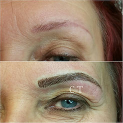 The price you pay for Microblading/Permanent Makeup