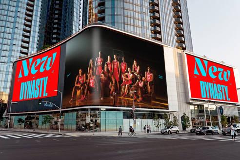 Nike   USA Basketball Women's National Team  with Wieden + Kennedy
