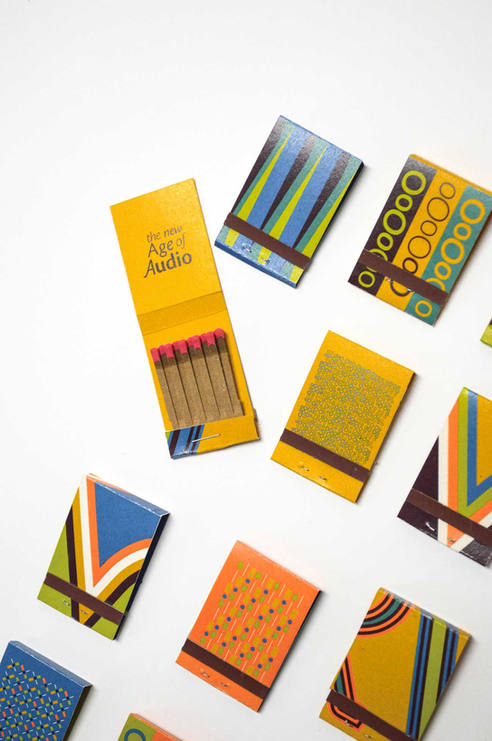 Branding  Amory stationery and personal brand collateral