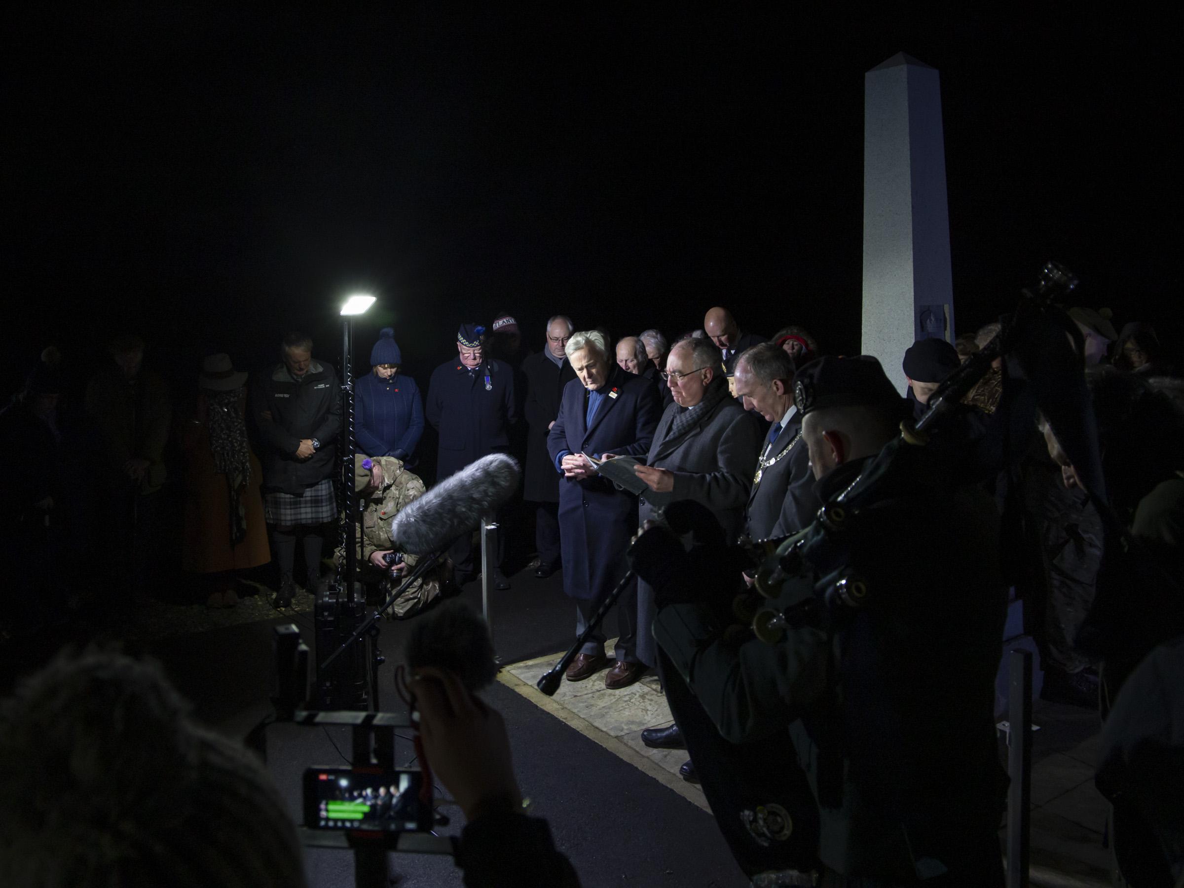 Iolaire Event NYE 2018_19 Vigil 192