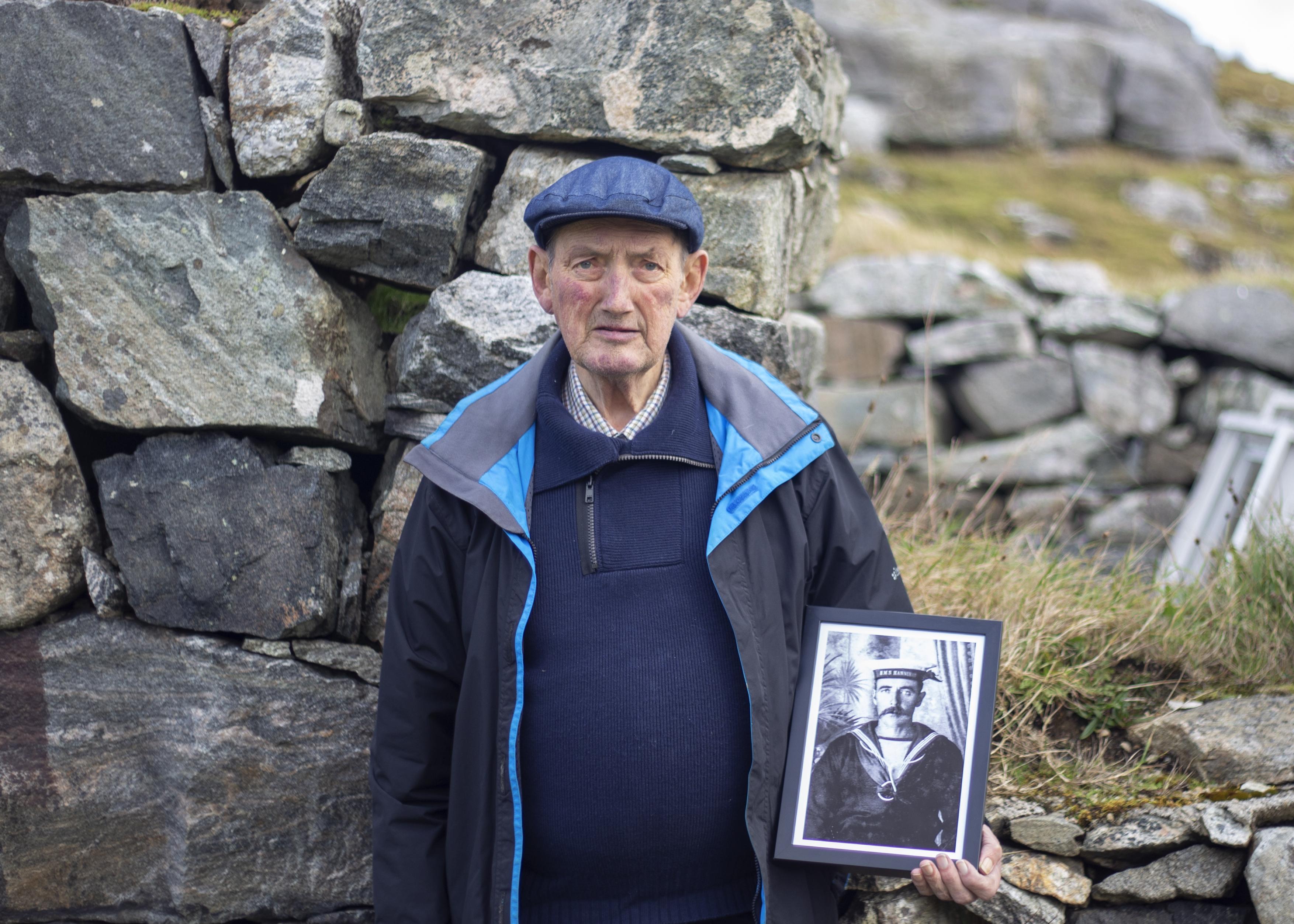 Panaidh Macleod, Iolaire Portraiture Pr