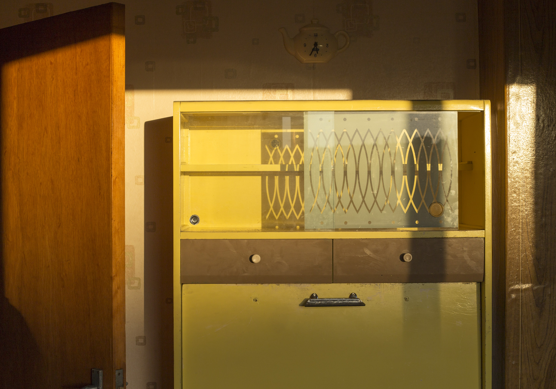 The Yellow Dresser