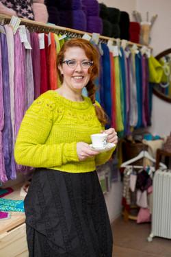 Jessica, Ginger Twist Studio