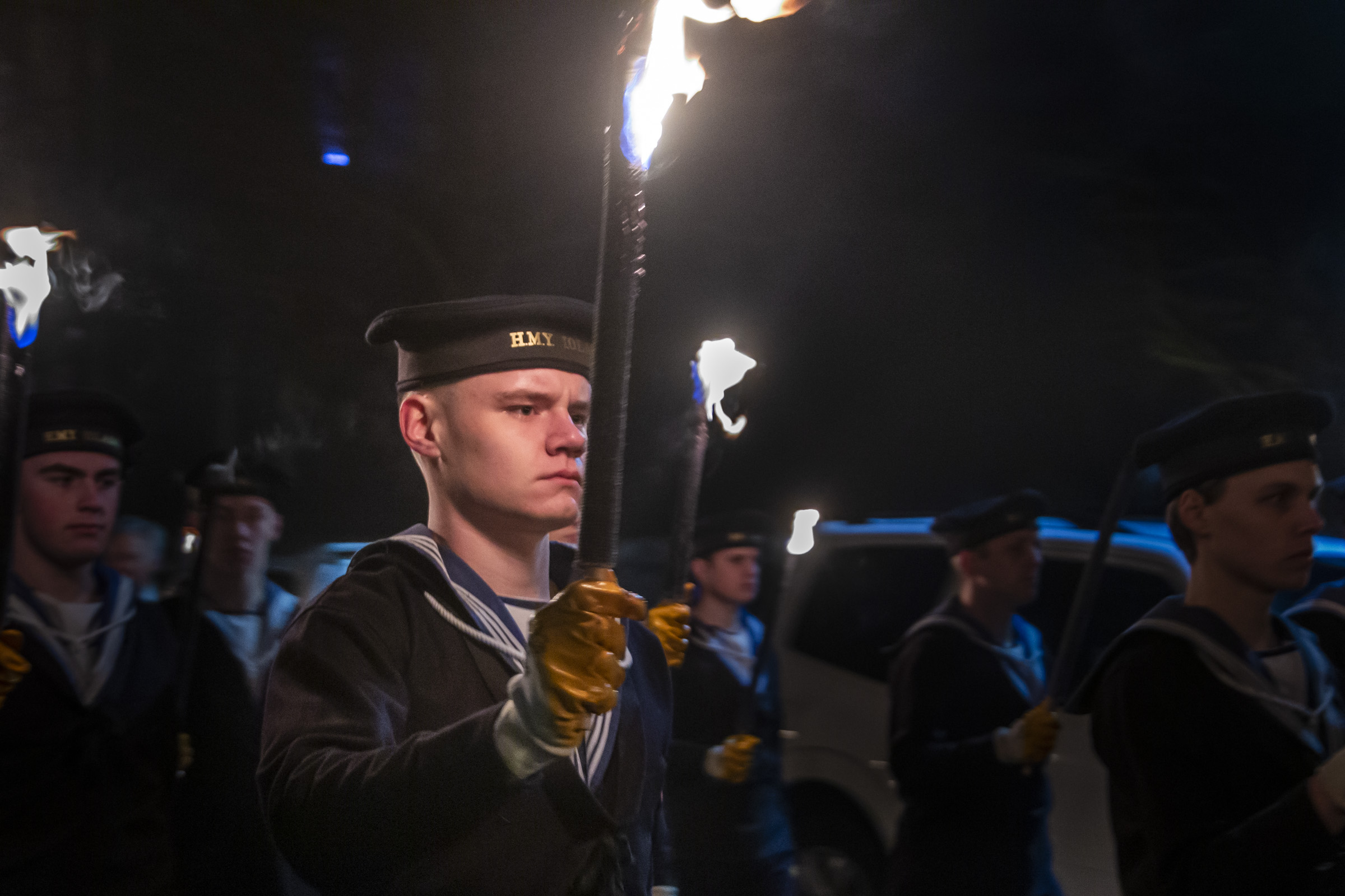 Iolaire Event NYE 2018_19  TORCHLIGHT PA