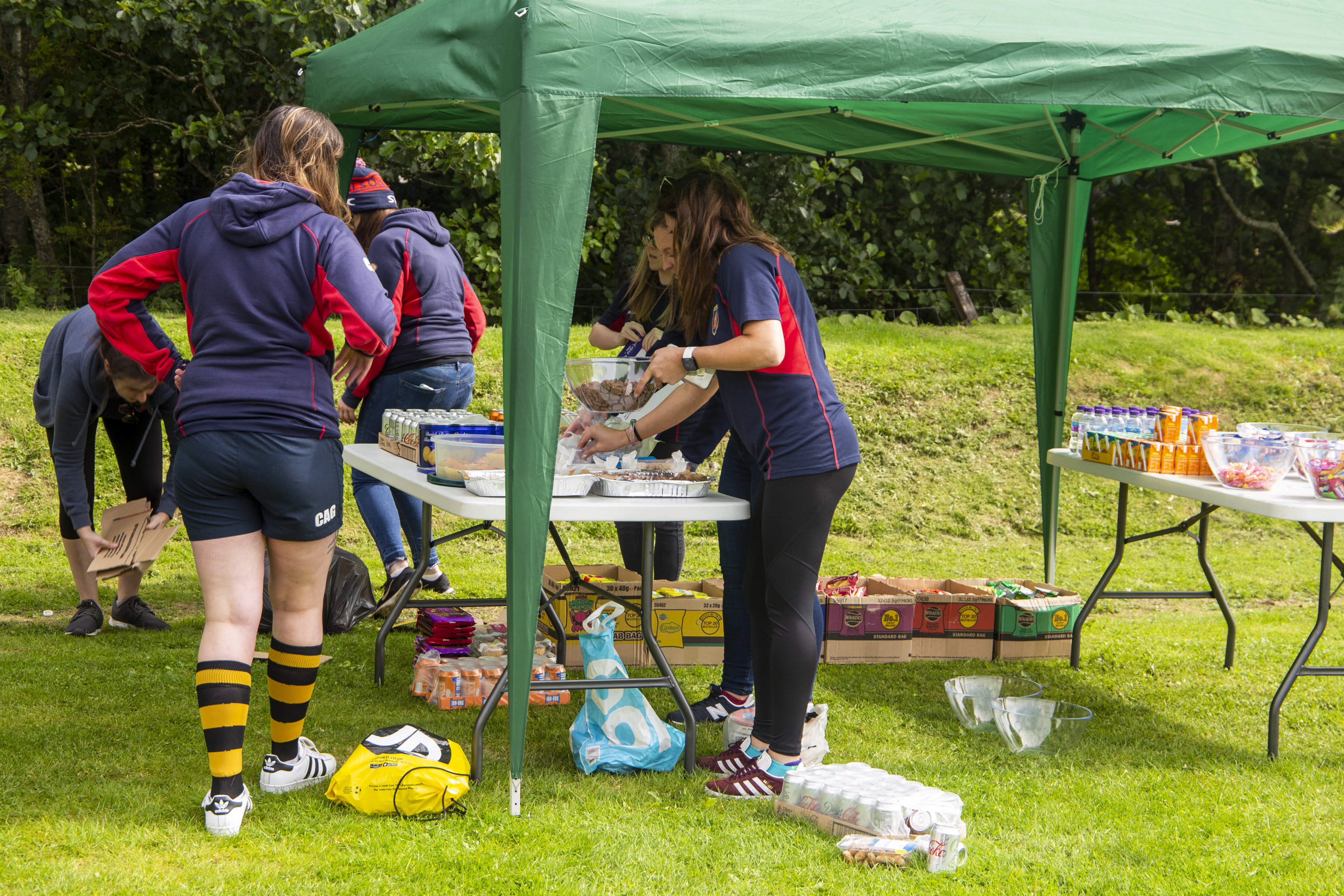 RUGBY FORCE FUN DAY 1108