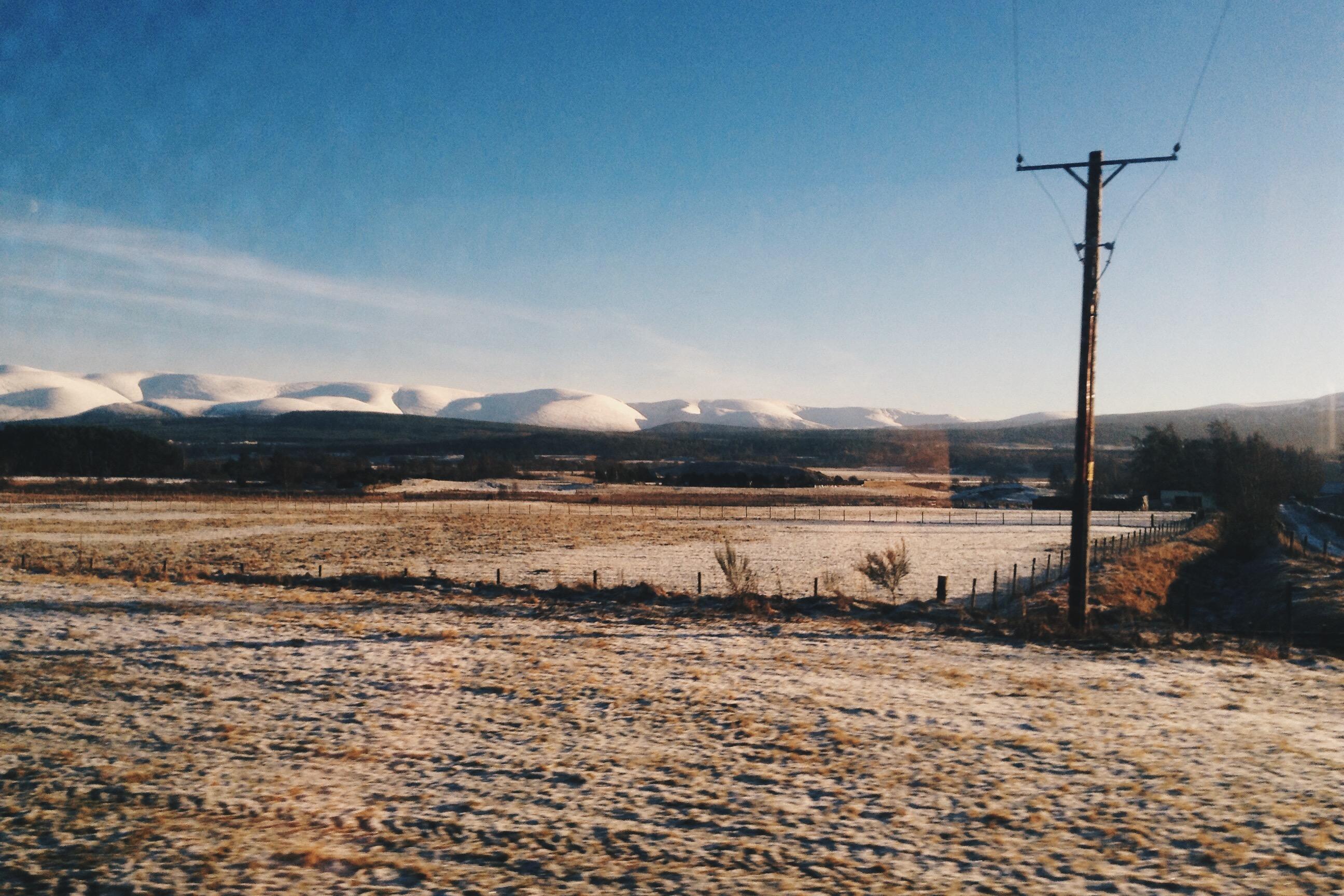 Snowy Scotland 2