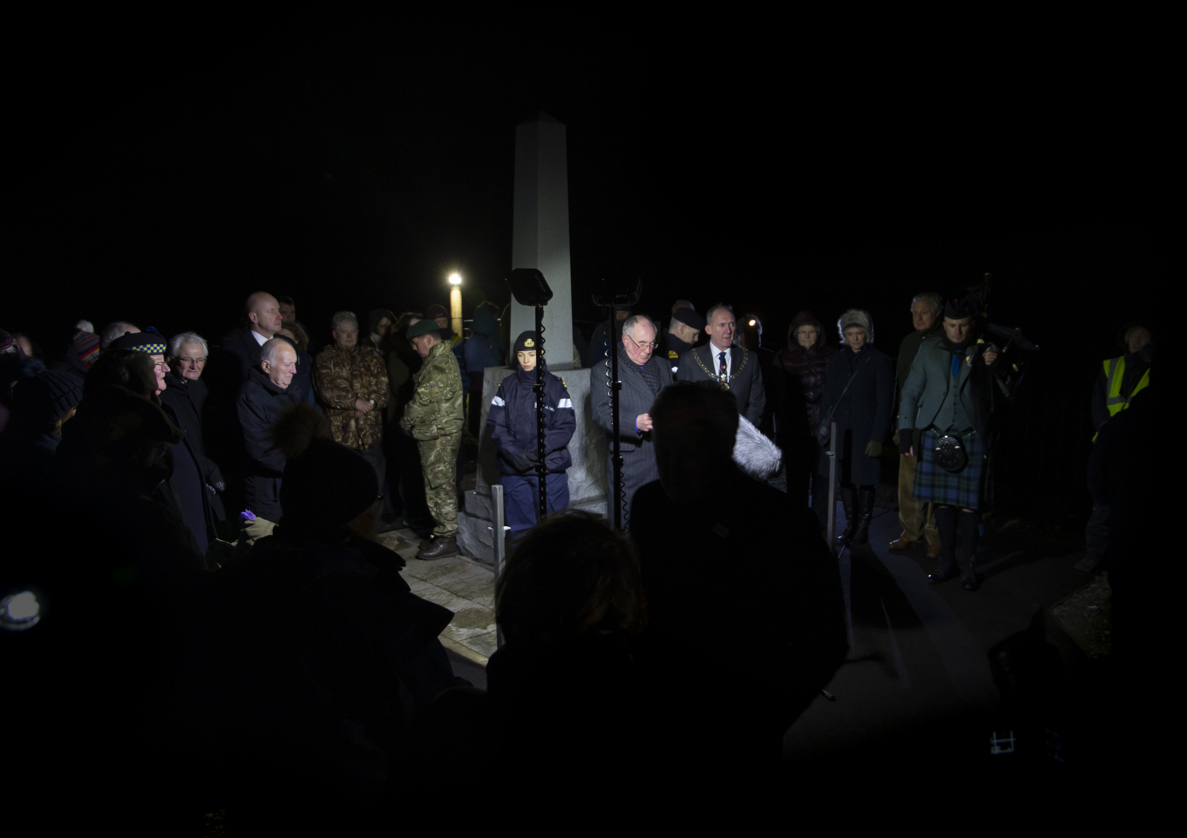 Iolaire Event NYE 2018_19 Vigil 184