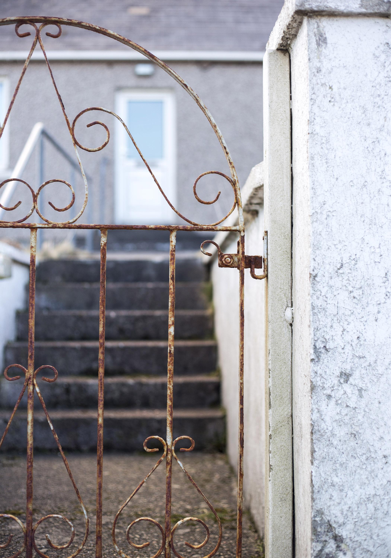 A Welcoming Gate
