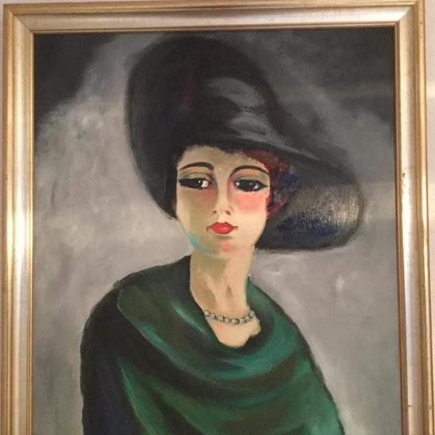 Wilma Temming Van Dongen Olieverf Schilderijen