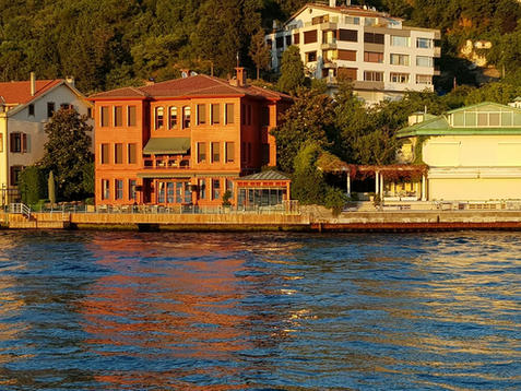 Private Bosphorus Yacht tour