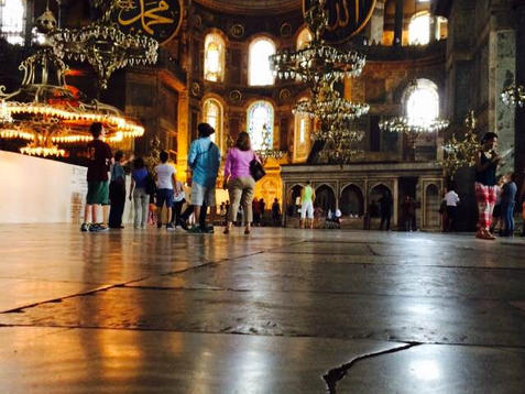 Istanbul Guided Private Tours Hagia Soph