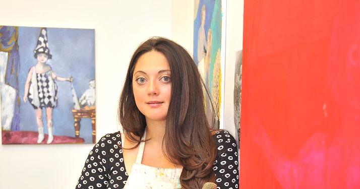 Nadine Portrait Bio Media asset Wix Onli