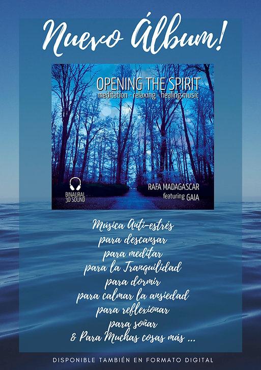 Opening the Spirit