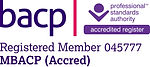 BACP registered member no 045777