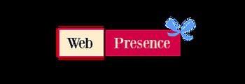 Web Presence logo