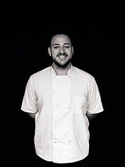 Gabriel Salazar, chef at HACO St. Pauli