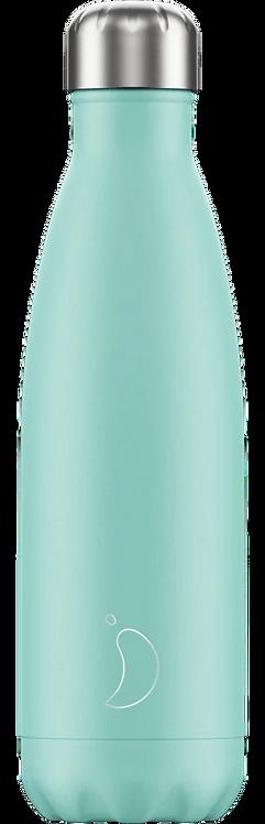 Drinkfles Green Pastel