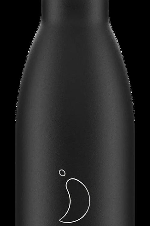 Drinkfles Black Monochrome 260 ml