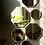 Thumbnail: Spiegel Leva Hexagon