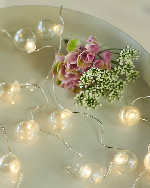 String Light Ballen