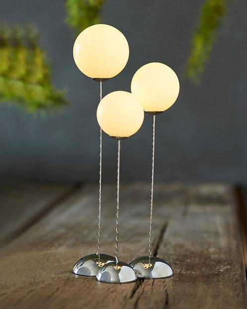 Trio Glass Balls