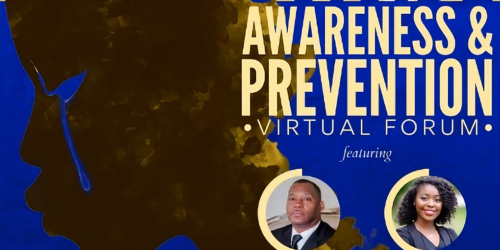 Suicide Awareness and Prevention Forum